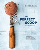 The Perfect Scoop book cover