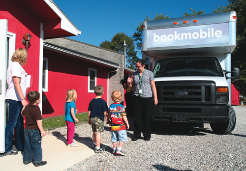 Bookmobile Jr.