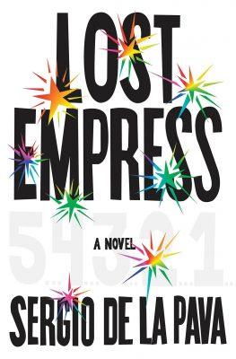 Lost Empress Book cover