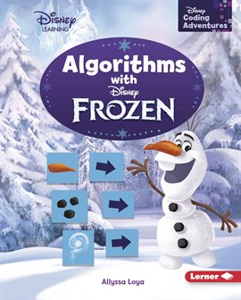 cover of Algorithms with Frozen