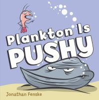 Plankton Is Pushy book cover