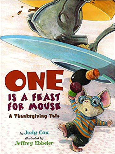 """""""One Is a Feast for a Mouse"""""""