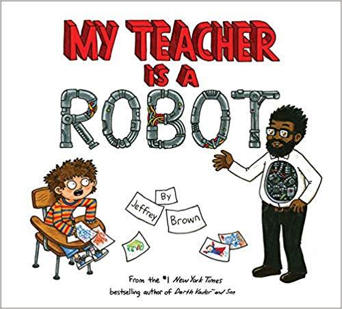 Cover My Teacher is a Robot