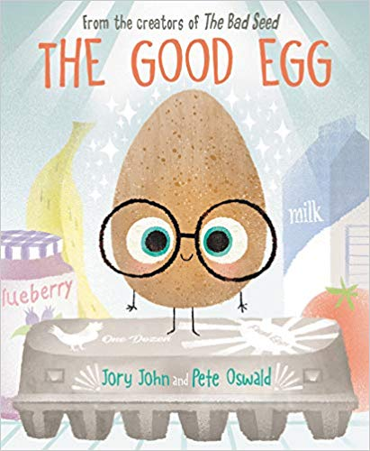 Cover The Good Egg