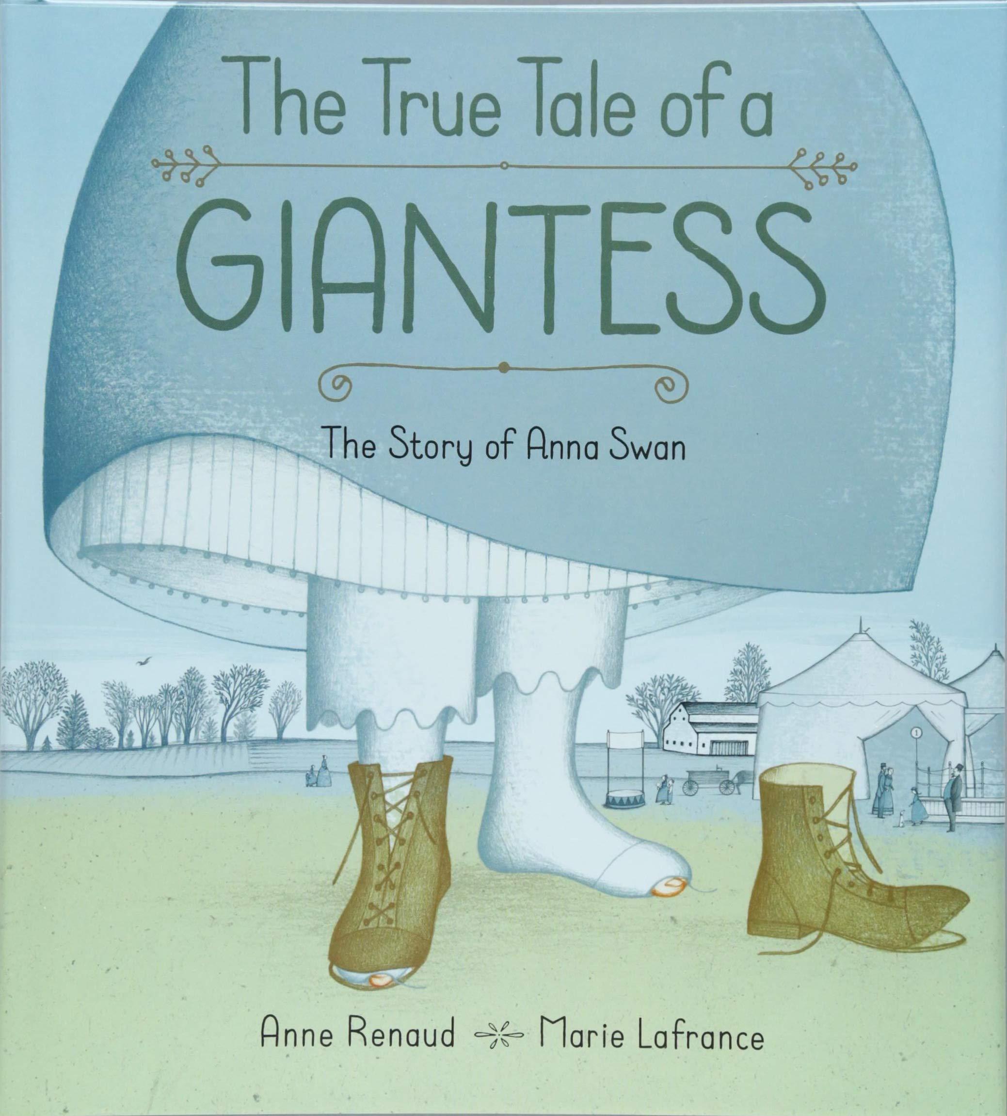 The True Tale of a Giantess