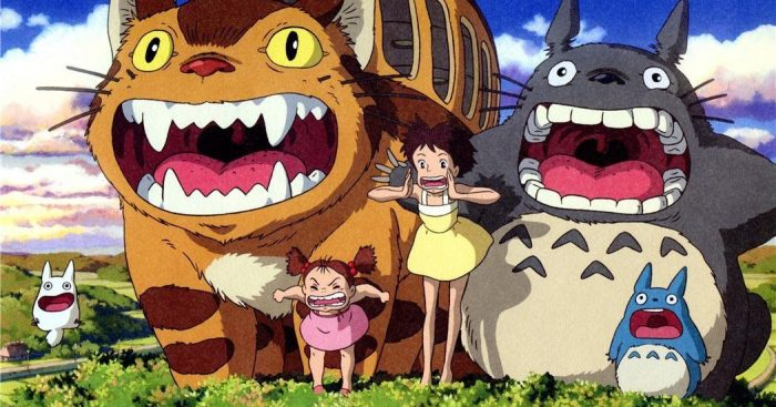 """""""My Neighbor Totoro"""""""