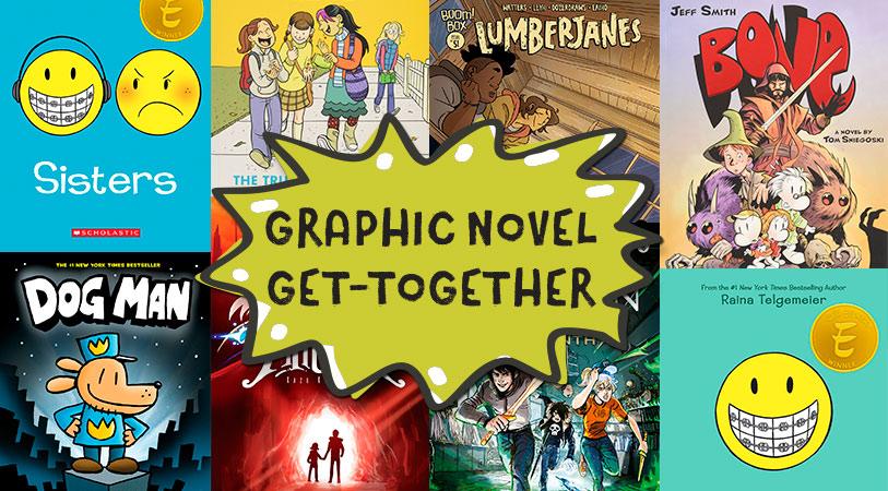 Graphic Novel Get-Together
