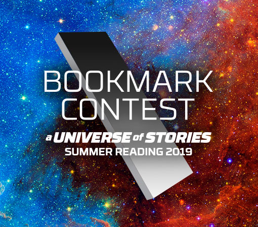 Design a Bookmark Contest 2019