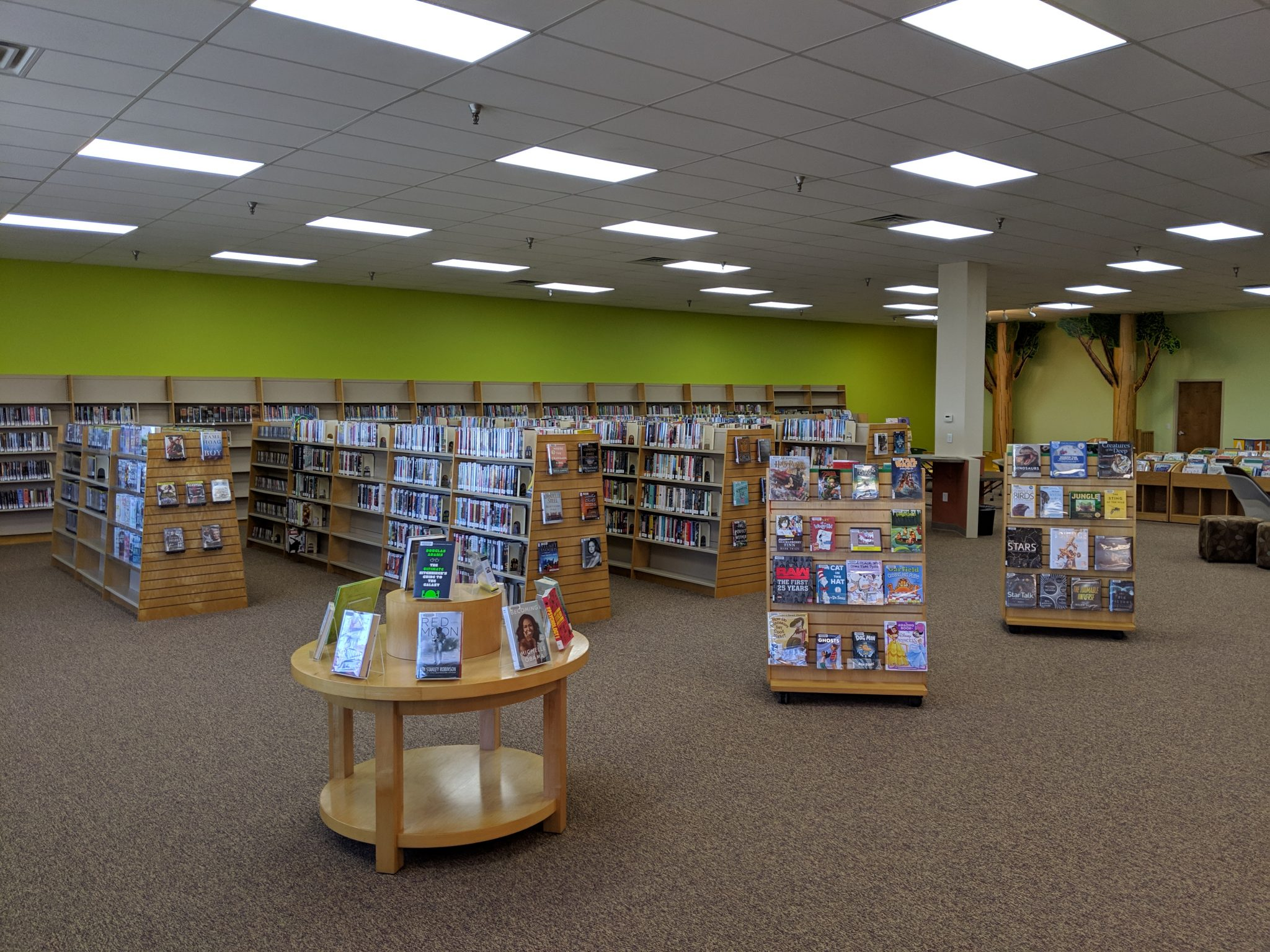 Holts Summit Public Library Now Open