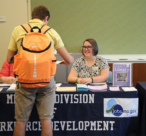 Missouri Job Center Walk-In Wednesday Hiring Event