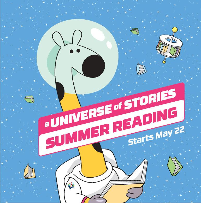 Summer Reading Begins