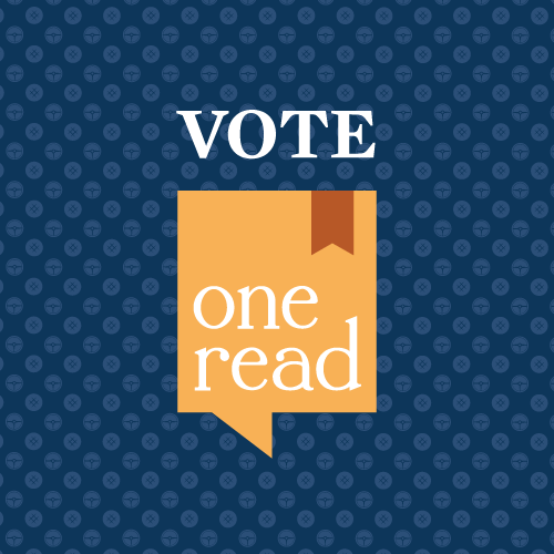 Vote for your pick for One Read 2019