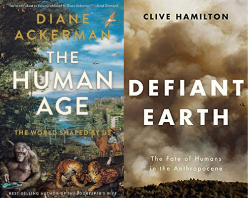 Literary Links: Welcome to the Anthropocene