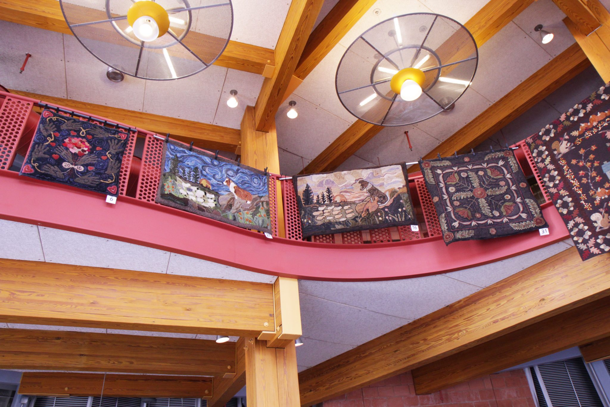 Expanded Quilt Exhibit at the Columbia Public Library