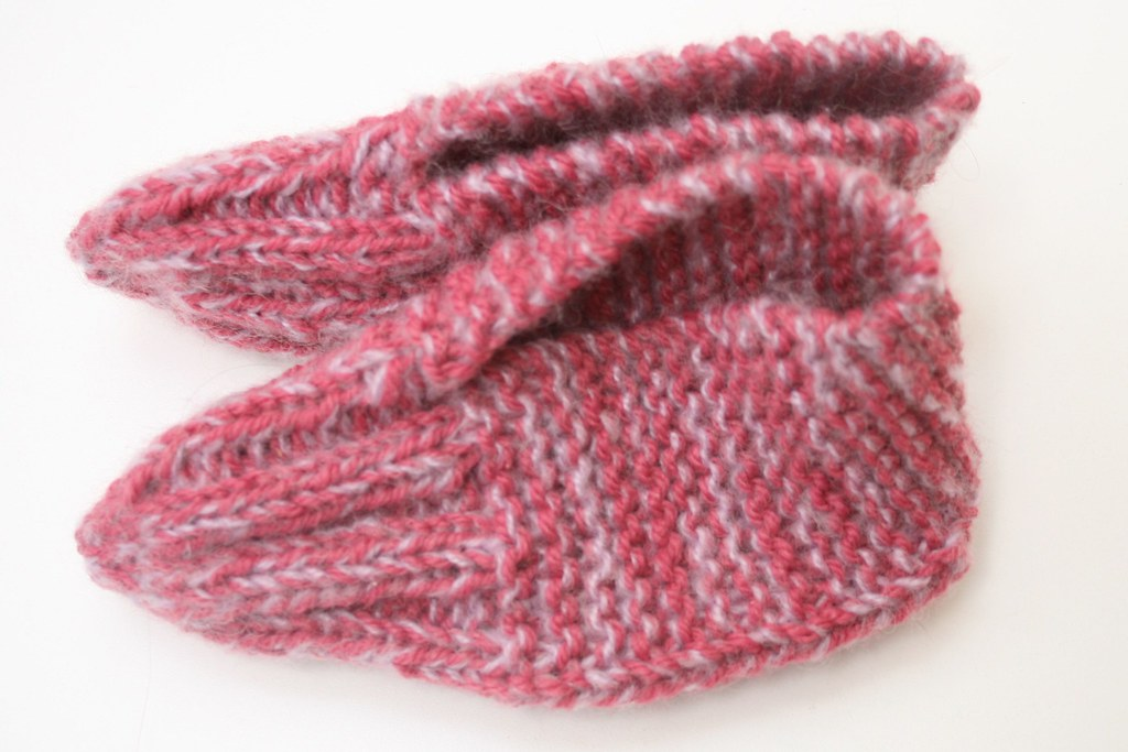 Picture of Knitted Slippers