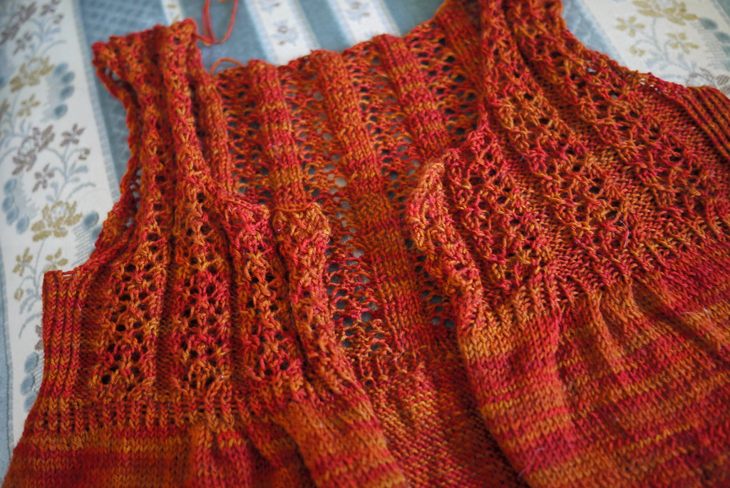 Picture of a Lace Cardi