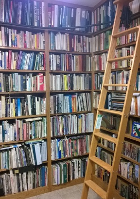 jerilyn personal library
