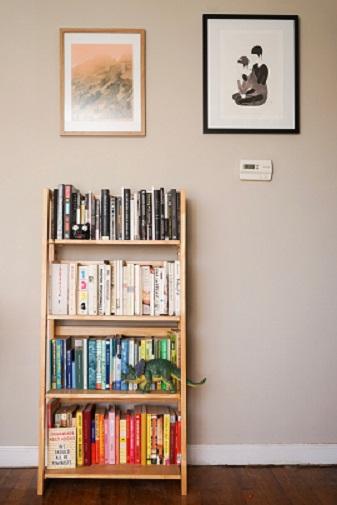 Savannahbookshelf