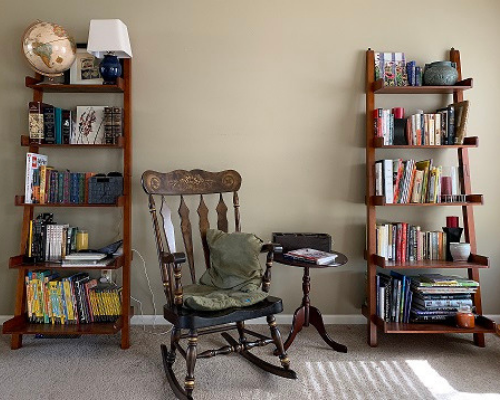 Personal Libraries: Taking Our Work Home With Us