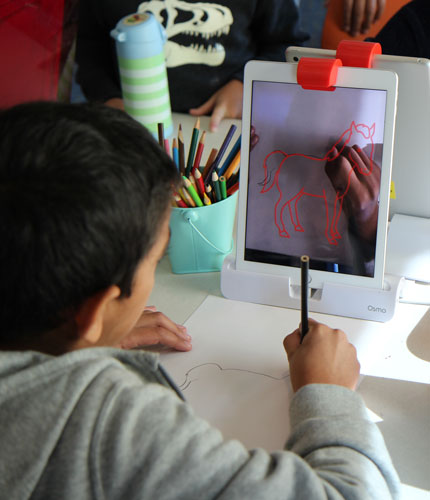 Osmo Learning Lab
