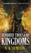Hundred Thousand Kingdoms book cover