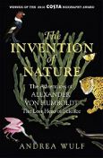 """""""The Invention of Nature"""" Book Cover"""