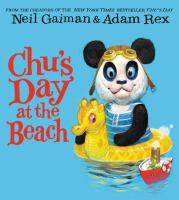 Chu's Day at the Beach Book Cover