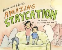 Amazing Staycation Book Cover
