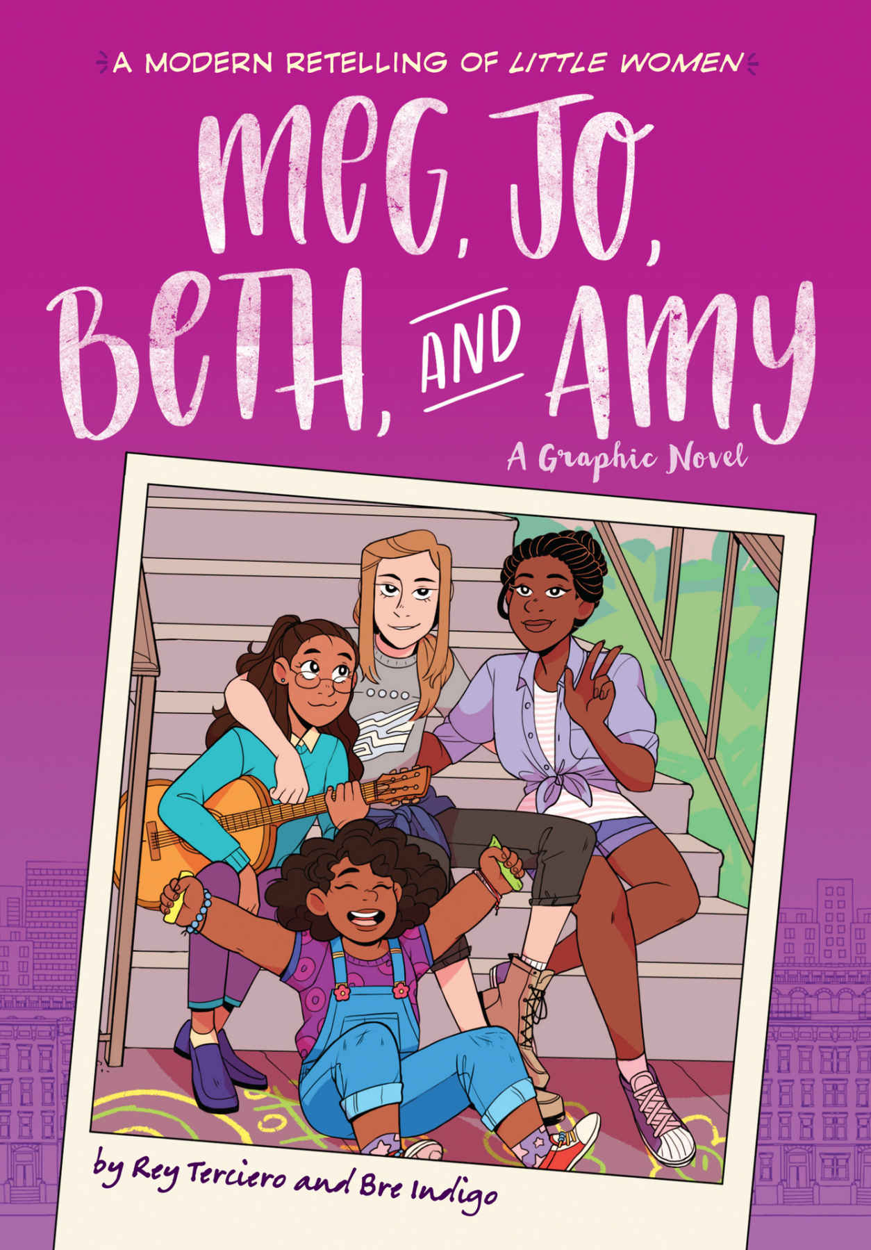 Books We Love: Meg, Jo, Beth and Amy