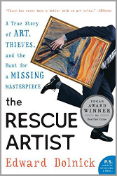 Rescue Artist book cover