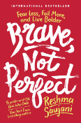 Brave Not Perfect book cover