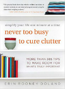 Never too Busy book cover