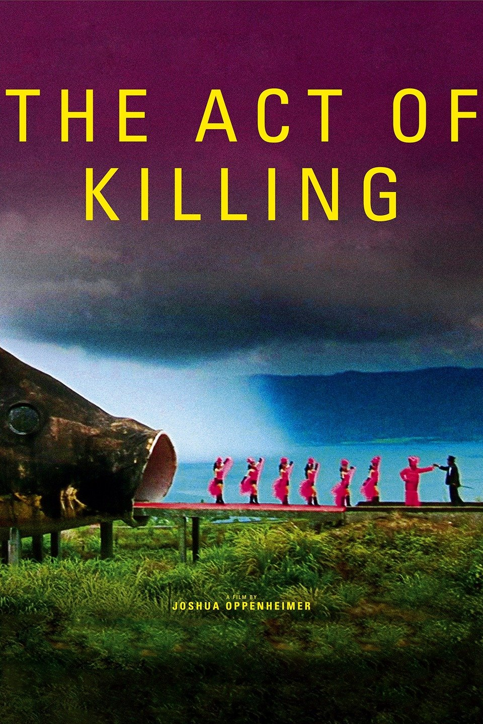 The Act of Killing DVD cover