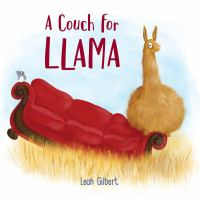 cover art of A Couch for Llama