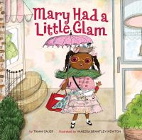 cover art of mary had a little glam