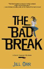 The Bad Break book cover