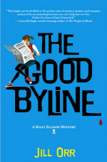 The Good Byline book cover