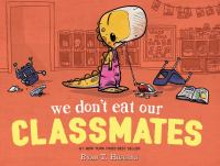 cover art of we don't eat our classmates