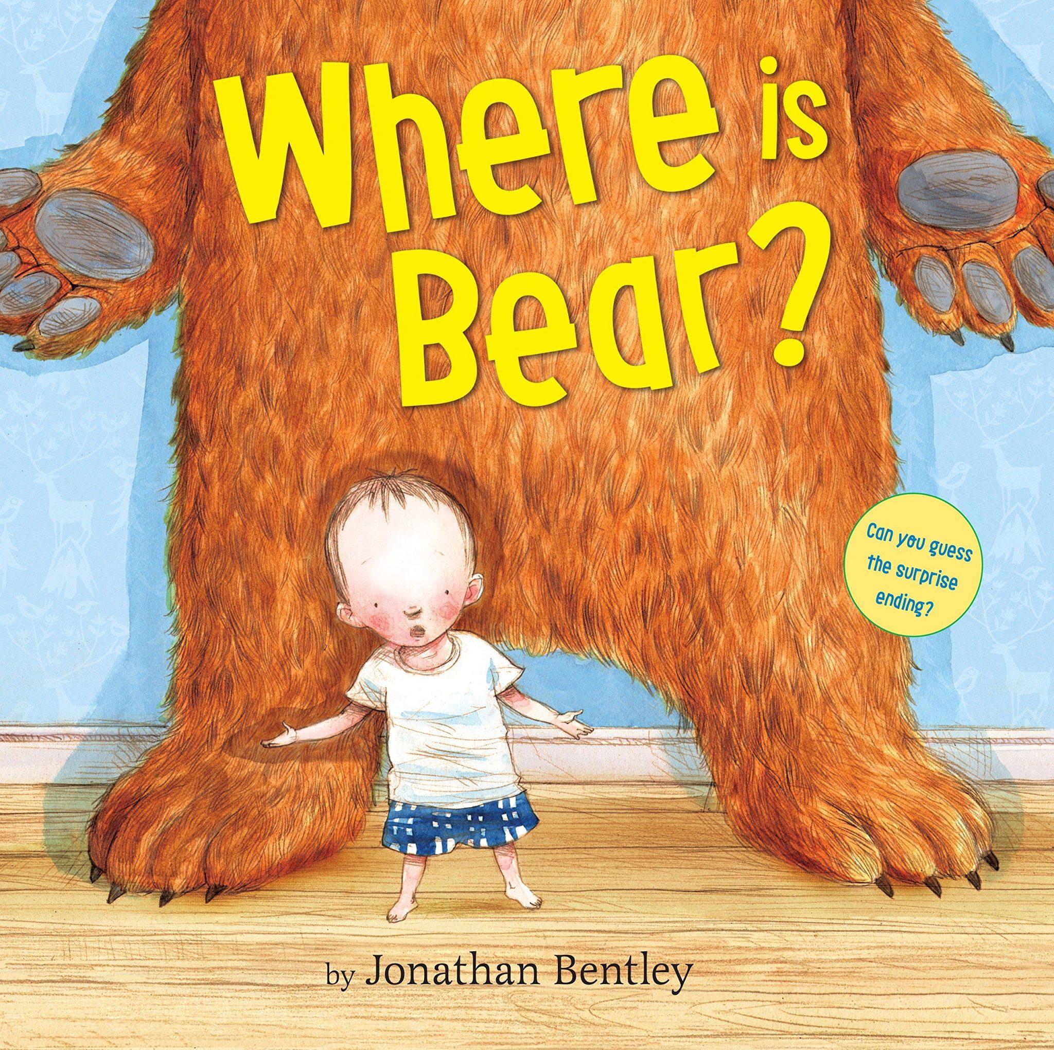 Where is Bear book