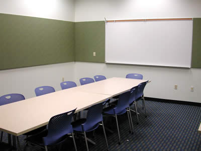 Reserve Library Meeting Space Online