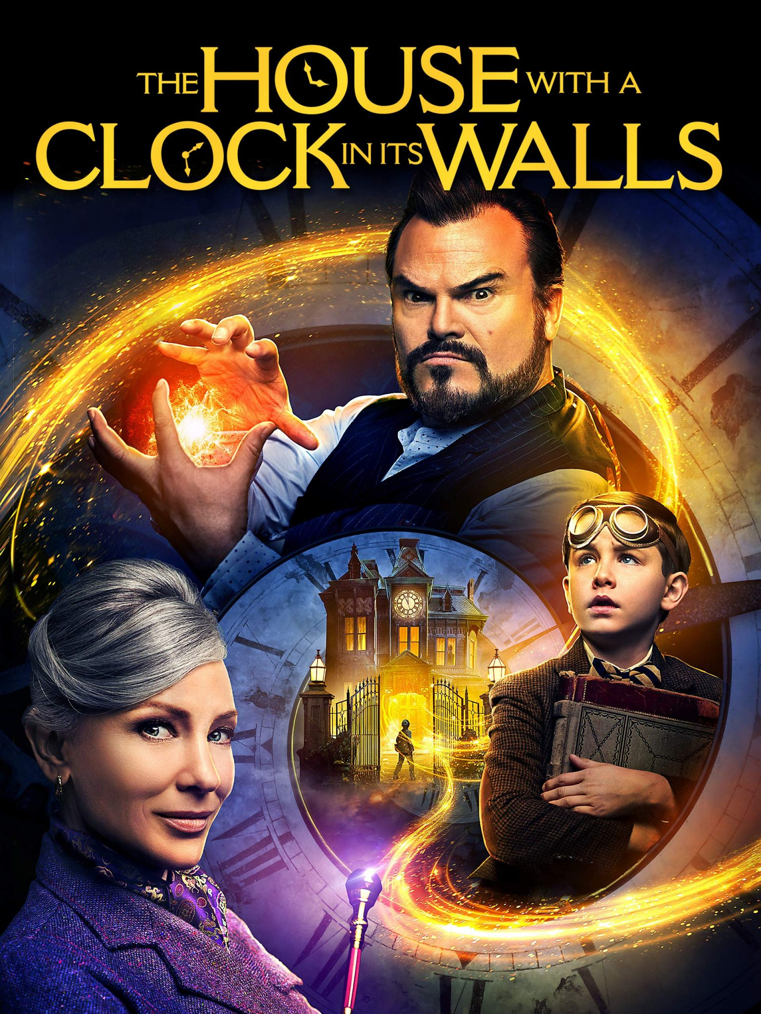 """The House With a Clock in It's Walls"" movie"