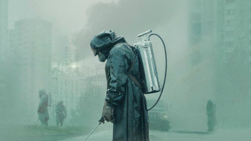 New DVD List: Chernobyl, Maiden, Luce, & More
