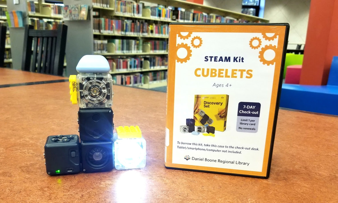 Check Out Cubelets Robotic Blocks!