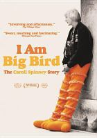 I am Big Bird dvd cover