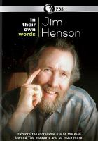 Jim Henson dvd cover