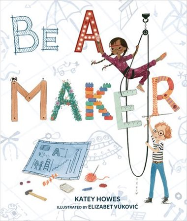 Be a Maker book cover
