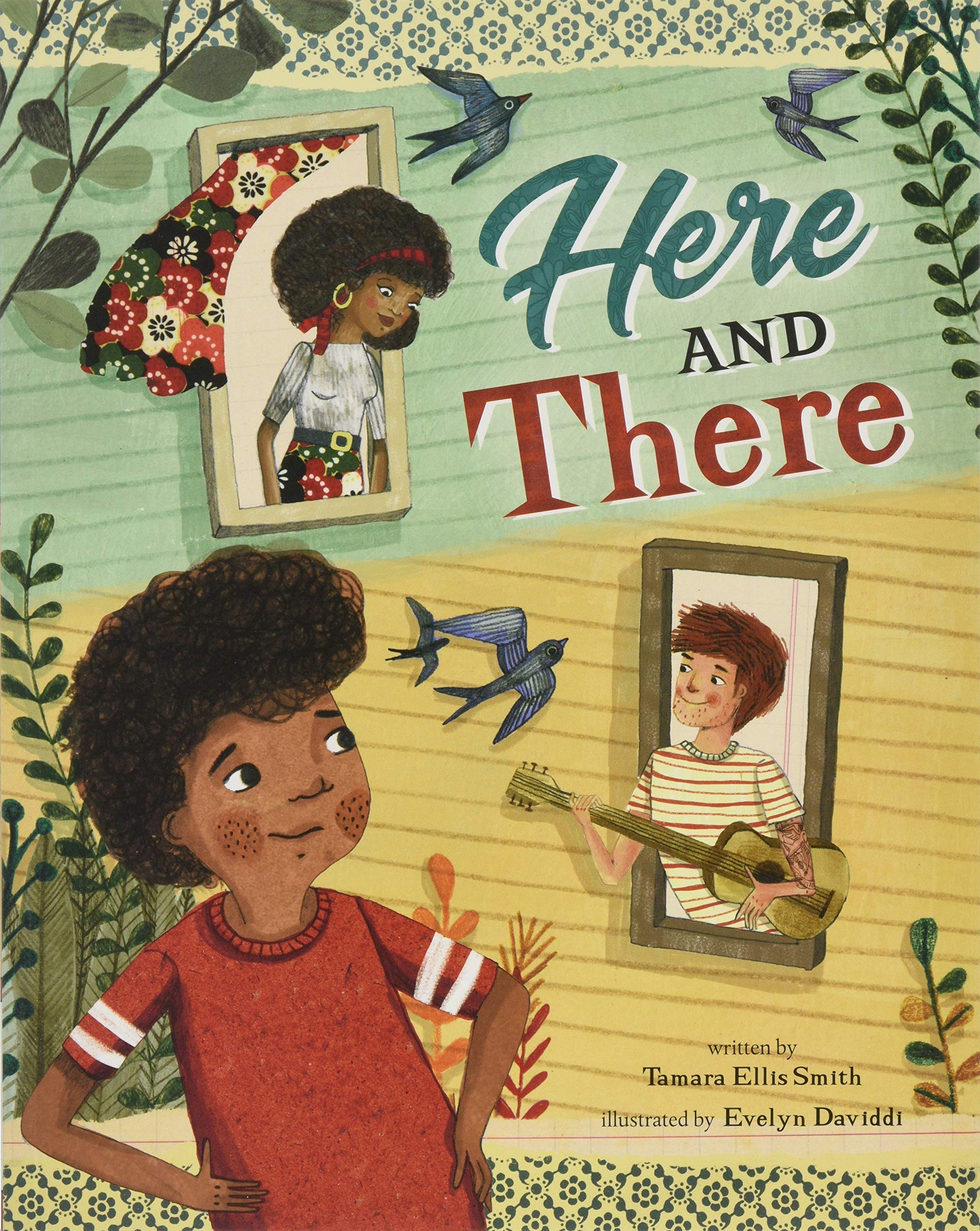 Here and There book cover