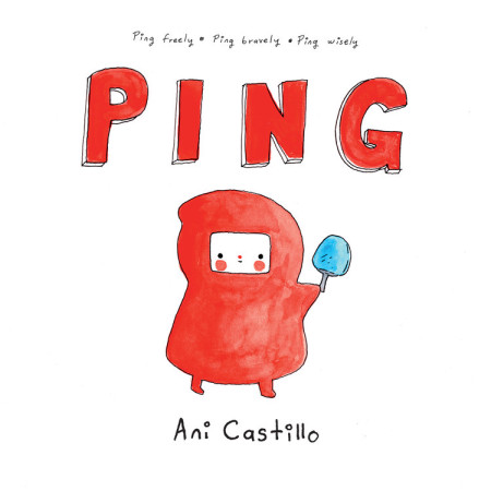 Ping book cover