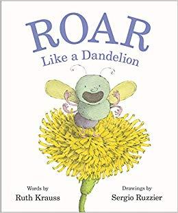 Roar Like a Dandelion book cover