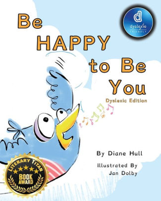 be happy to be you book